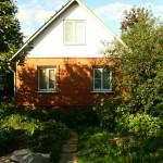 Кирпич и сайдинг дают вторую жизнь деревянным домам